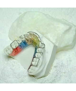 "Dental gypsum type 3 ""Natura"" (orthodontics)"