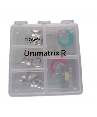 Матрична система за реставрации II клас Unimatrix R, сет