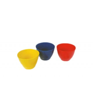 Silicone bowl for plaster and alginate - diam 120 mm