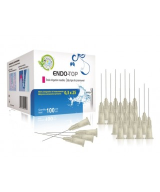 Endo irrigation needle IRRI1 30Gх25mm, 1pc