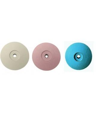 """Полирна гума, диамантена за керамика """"DIAPOL"""" - леща (15 х 2,5)мм"""