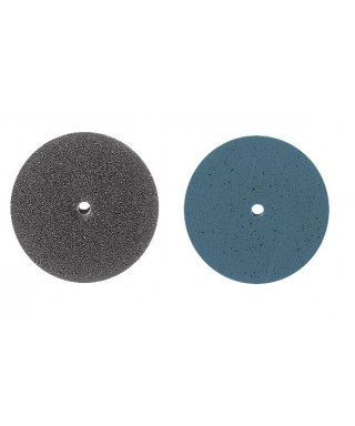 "Silicone polisher for alloys ""EVEFLEX"" - thin disc (22 x 1)mm"