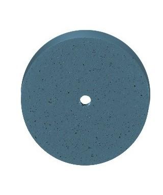 "Полирна гума за сплави ""EVEFLEX"" - груба, син диск (22 х 3)мм"