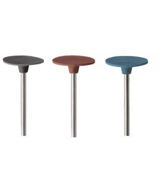 """Полирна гума за сплави """"EVEFLEX"""" - тънък диск (19 х 0,5)мм"""