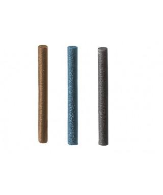 """Silicone fissure polisher """"EVEFLEX PINS"""" - cylinder (ø 1 х 20)mm"""