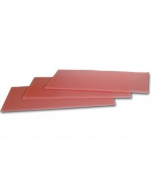 Розов восък на плаки (1,2мм) - 300гр/оп.